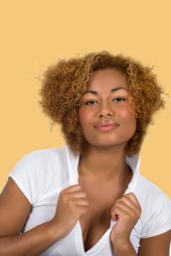 ethnic lady